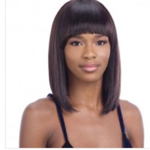 Brazilian Natural 100% Human Hair Wig -Dion