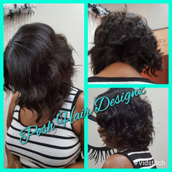 Traditional Sew in Weave