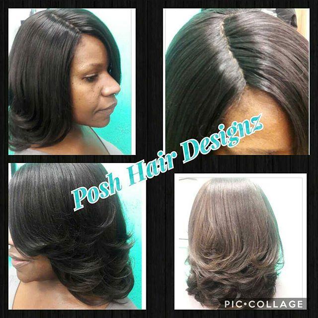 Full Sew in Weave Silk Base Closure 🤗🦄🐩🗝 Come get Pampered 💇 #slayed#hairguru #dmvhaircare #pro