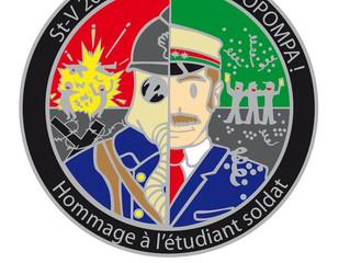 Saint-Vé 2014 : médaille et coupure de presse