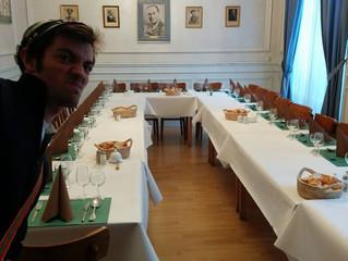 Le Banquet du 1er Dies Natalis
