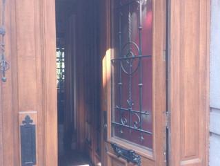 Visite de la maison de George Garnir
