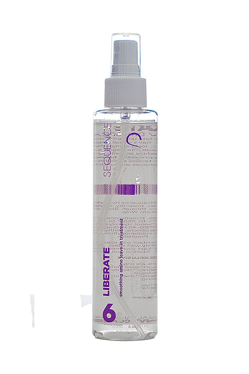 Heat Protective/ Shine Spray-Liberate