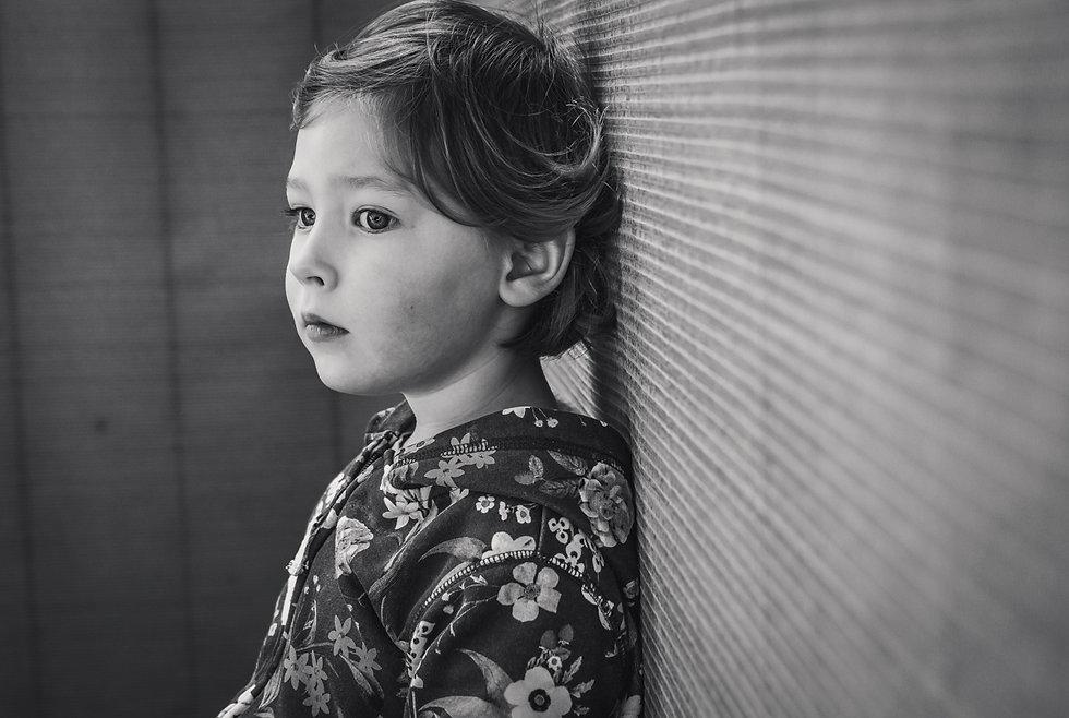 portrait of child school photography melbourne
