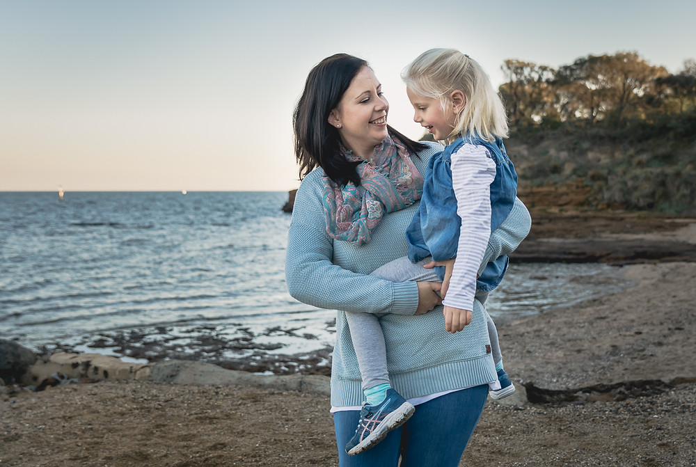 mother and child portrait - lifestyle photography melbourne