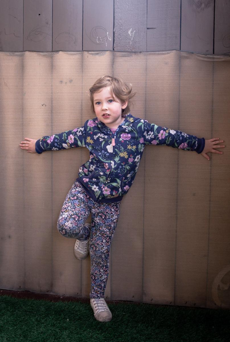 girl child portrait - melbourne school photography