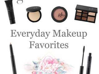 5 Minute Everyday Makeup Favorites