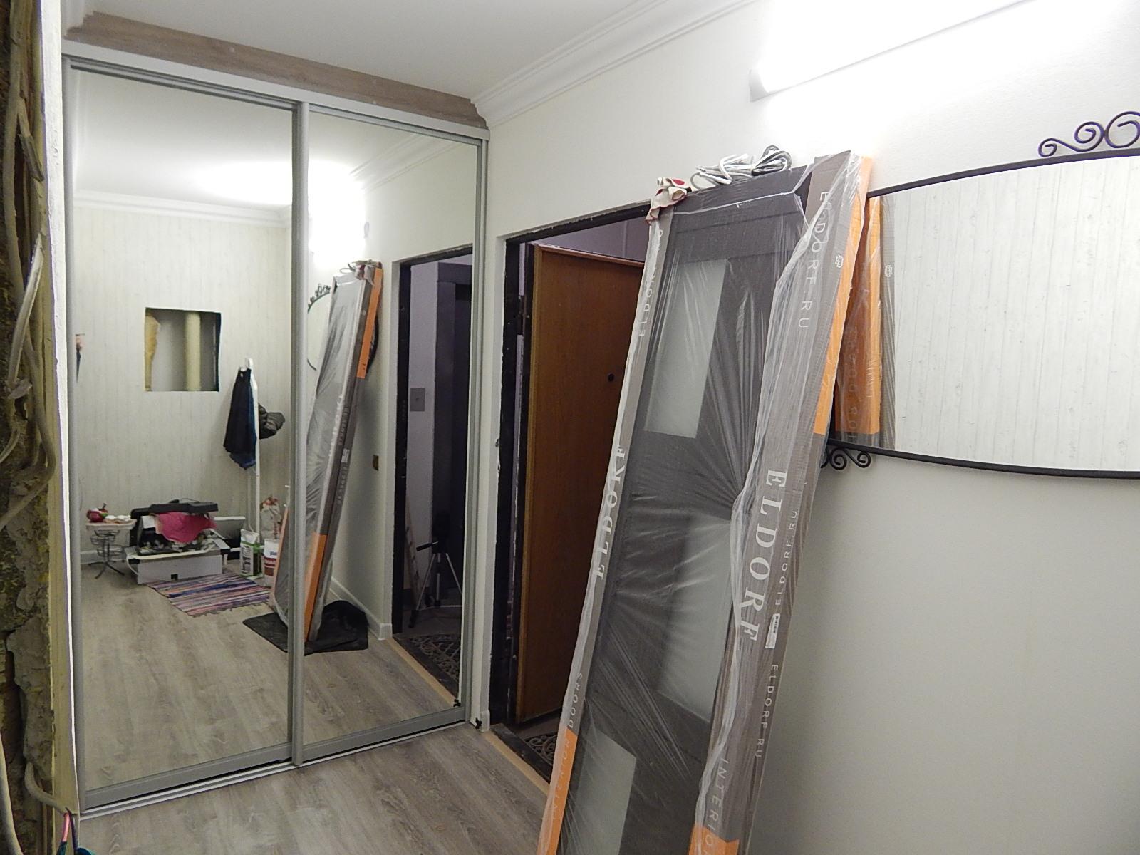 двери-купе для встроееного шкафа