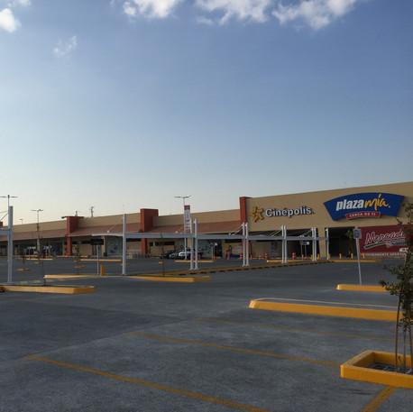 Plaza Mia Santiago