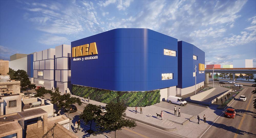 Tiendas IKEA, Ikano México.