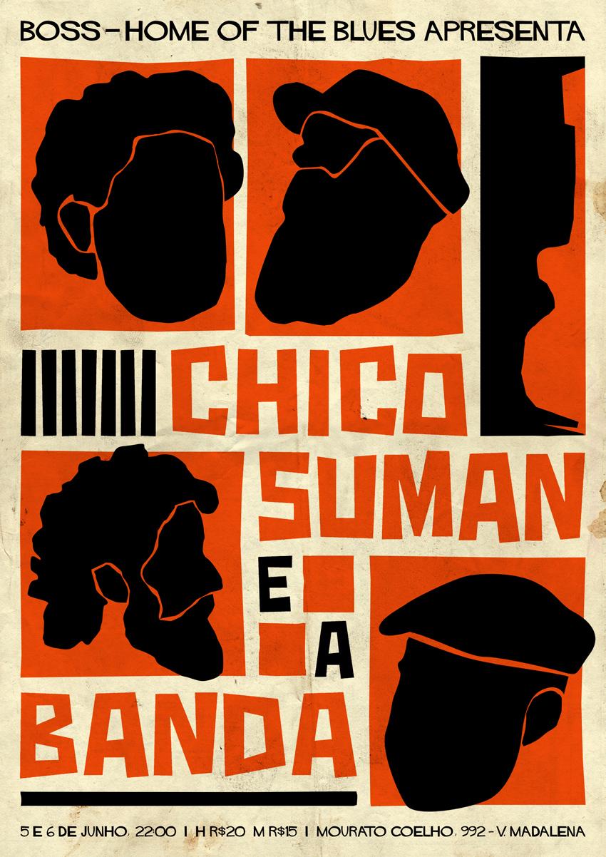 Chico Suman e a Banda