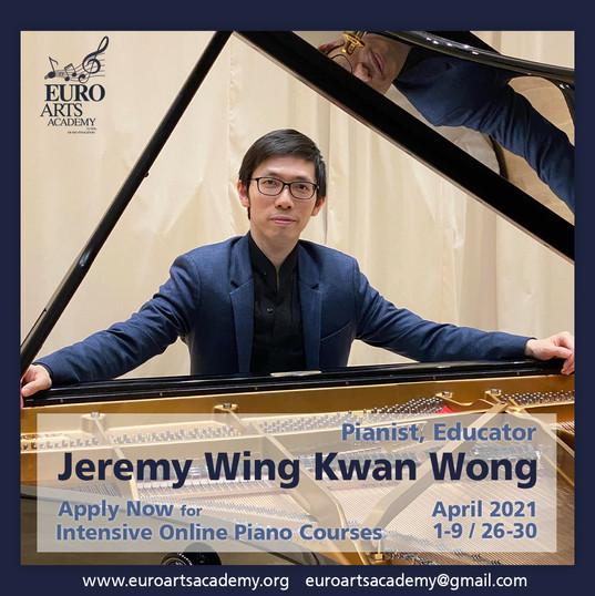 Jeremy Wing Kwan Wong