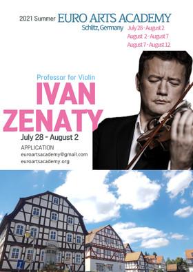 Professor Ivan Zenaty
