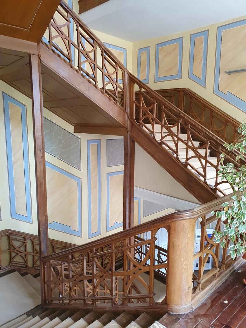 Schloss inside