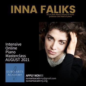 Professor Inna Faliks