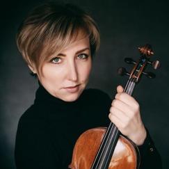 Irina Blank, Violin