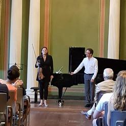 Professors Concert in Halle, Germany