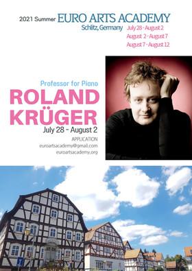 Professor Roland Krueger