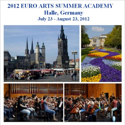 2012 to present, Halle Germany