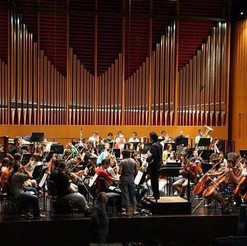 Youth Orchestra Performance