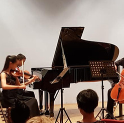 Chamber Music by Students