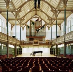 Concert Hall, Wuppertal