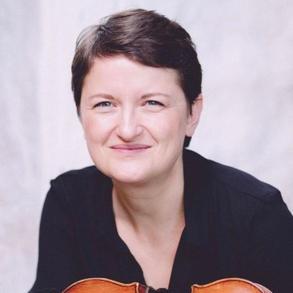 Anna Gebert, Violin