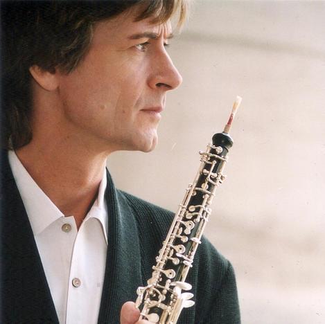 Diethelm Jonas, Oboe