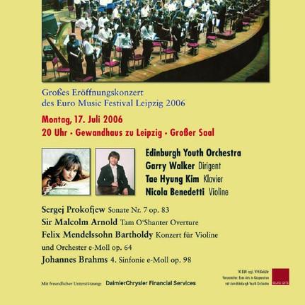 2006 Opening Concert