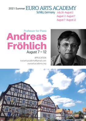 Professor Andreas Froelich