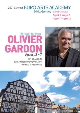 Professor Olivier Gardon