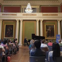 Professors Concert in 2019