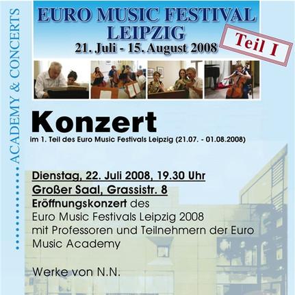 2008 Opening Concert