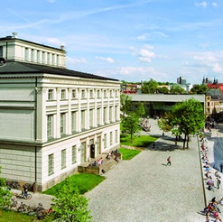 Main Campus, Martin-Luther-University, Halle Germany