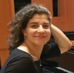 Inna Faliks, Piano