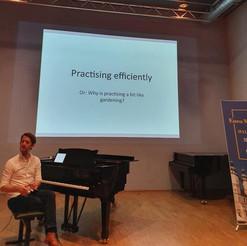 Piano Seminar