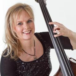 Christine Hoock, Contrabass