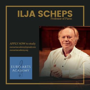 Professor Ilja Scheps