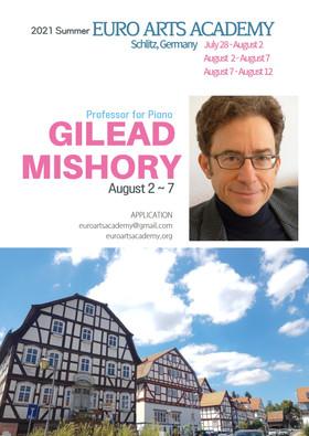 Professor Gilead Mishory