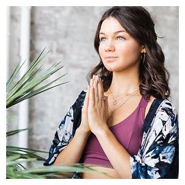 Saskia yoga meditation and fitness