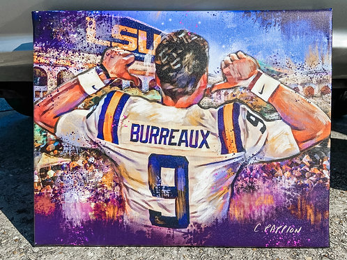Burreaux Limited Edition Print 8 x 10