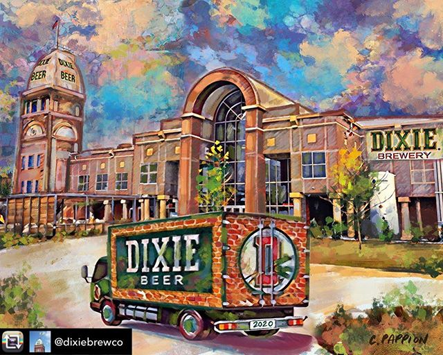 Reposting from Dixie Beer: Today is the