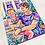 Thumbnail: FLASH SALE Custom Handpainted Portrait 16 x 20
