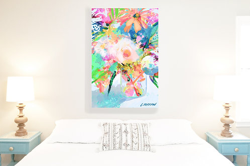 Lily Pulitzer inspired Art 20 x 30