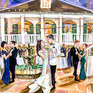 Wedding Painter Dallas