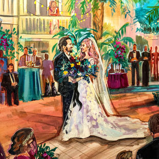 Wedding Painter Florida