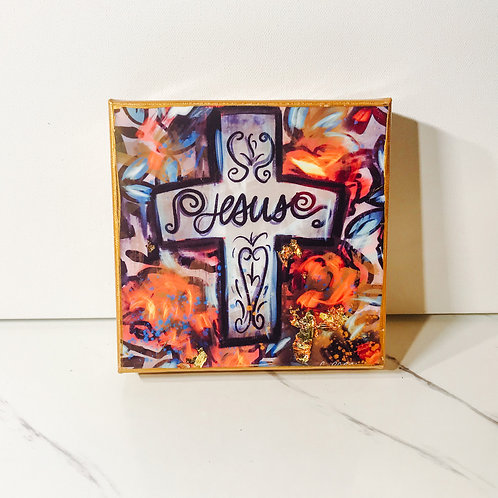 FLASH SALE JESUS 6 x 6