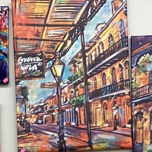 18 x 24 inch canvas