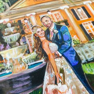 WEDDING PAINTER UTAH