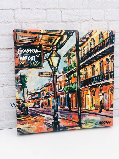 Forever New Orleans 8 x 8 print